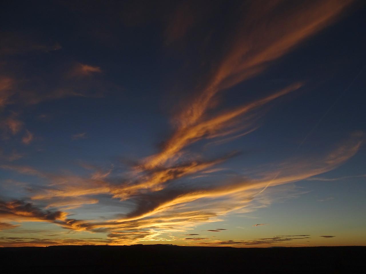 Deda Horse Point sunset
