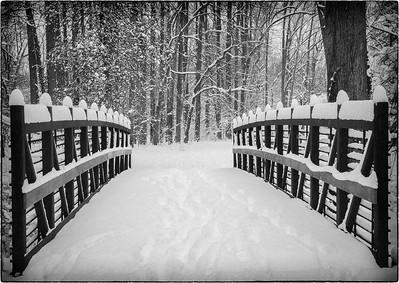 Snow Scenes - Series l (6)