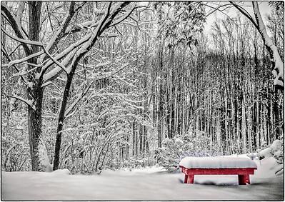 Snow Scenes - Series l (2)