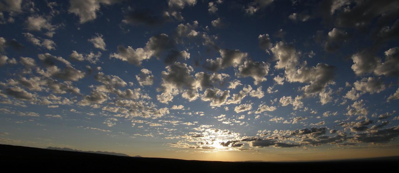 Mesa Verde breakfast view