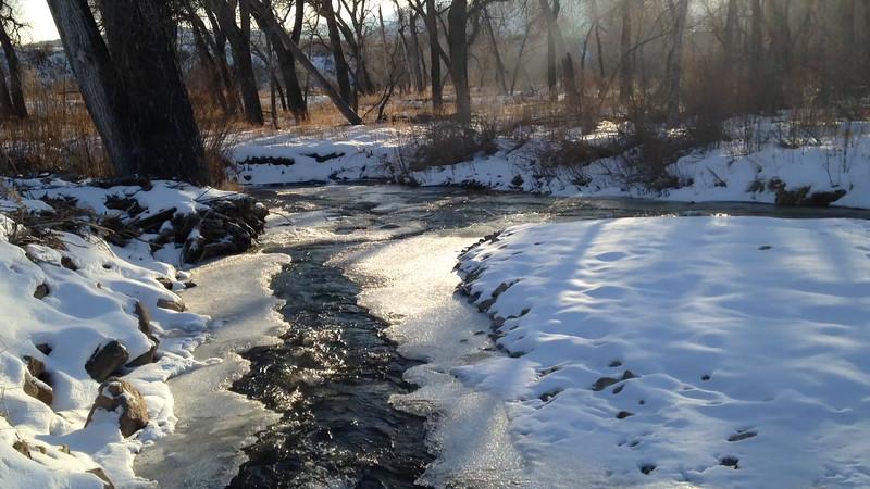 Winter at Bear Creek