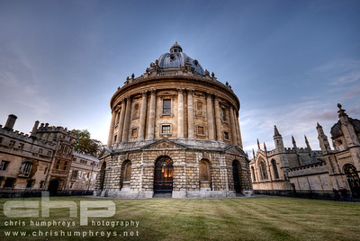 Radcliffe Square, Oxford, England