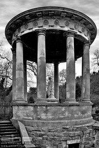 St. Bernards Well - Water of Leith, Edinburgh
