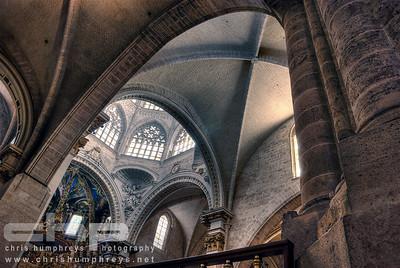 Catedral y torre del Miguelete 2, Valencia, Spain