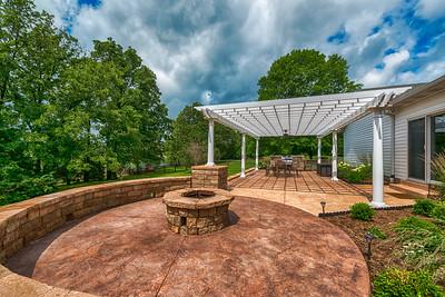 Promo photographs for Kristy DeGuire - DG2 Design Landscape Architecture