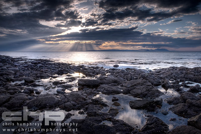 Culzean Castle beach 2 - South Ayrshire, Scotland