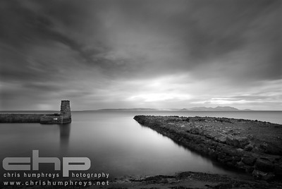 Dunure harbour 1 - South Ayrshire, Scotland
