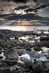 Culzean Castle beach 3 - South Ayrshire, Scotland