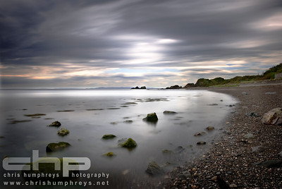 Dunure beach 1 - South Ayrshire, Scotland
