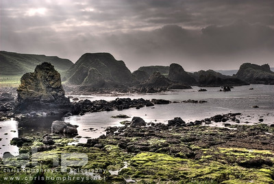 Ballintoy Harbour 8 - North Antrim, Northern Ireland