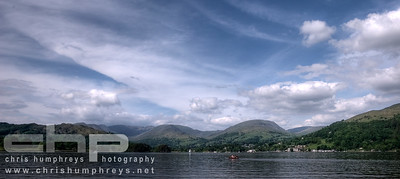 Lake Windermere 2 - Cumbria, England