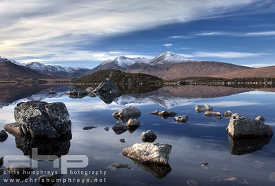 Loch Nah-Achlaise 1 - Highlands, Scotland