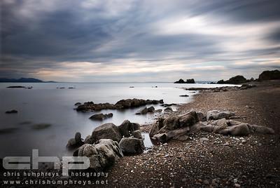 Dunure beach 3 - South Ayrshire, Scotland