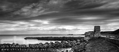 Dunure harbour 2 - South Ayrshire, Scotland