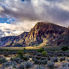 Sunrise Shine On Red Rock Canyon
