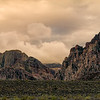 Storm Clouds Over Red Rock Canyon