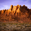 Sunset Over Valley of Fire