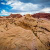Valley of Fire Lump Rock