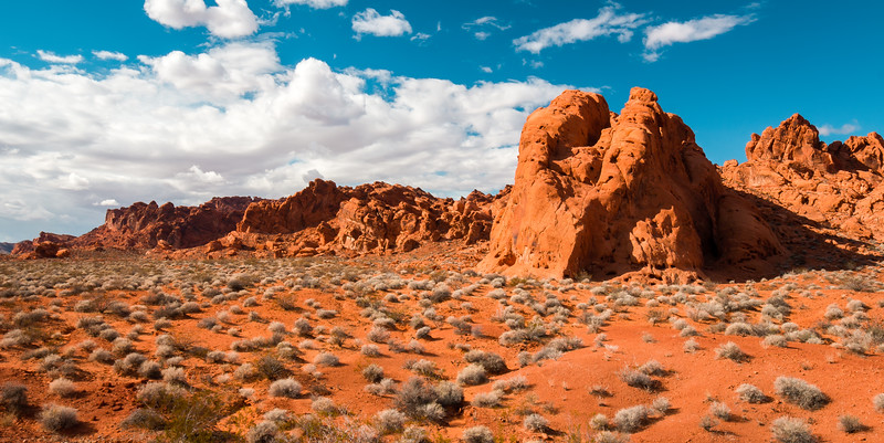Valley of Fire Red Rocks