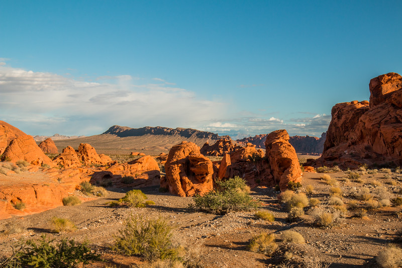 Valley of Fire View