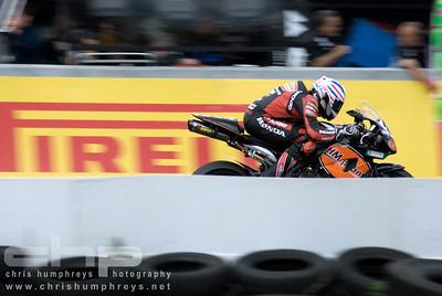 Josh Brookes, Knockhill British Superbikes, Scotland 2009