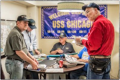 USS Chicago Reunion 2015
