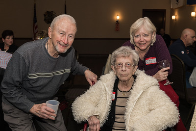 Uncle Wally's 89th Birthday Party