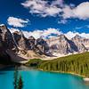 Moraine Lake,  Banff National Park