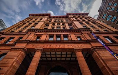 The Philadelphia Bourse was a commodities exchange founded in 1891, Philadelphia, Pennsylvania.