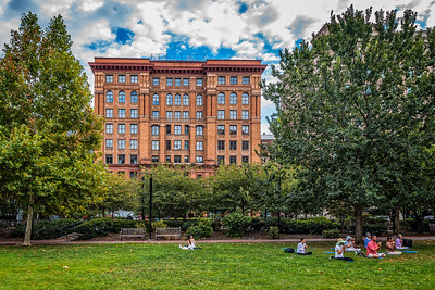 Independence National Historical Park, Philadelphia, Pennsylvania