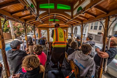 San Francisco Cable Car - 05