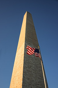 The Washington Monument, Washington, DC.