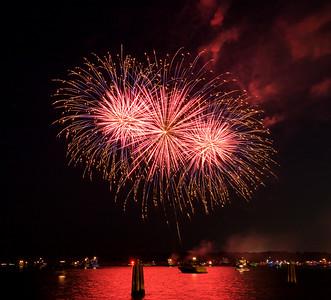 Oakdale Fireworks III