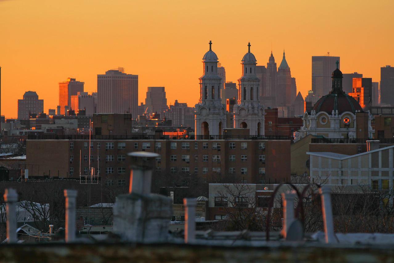 Rooftops of Brooklyn  II