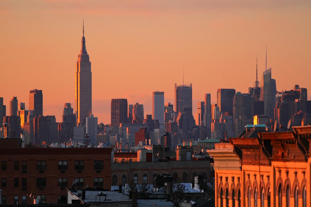 Rooftops of Brooklyn