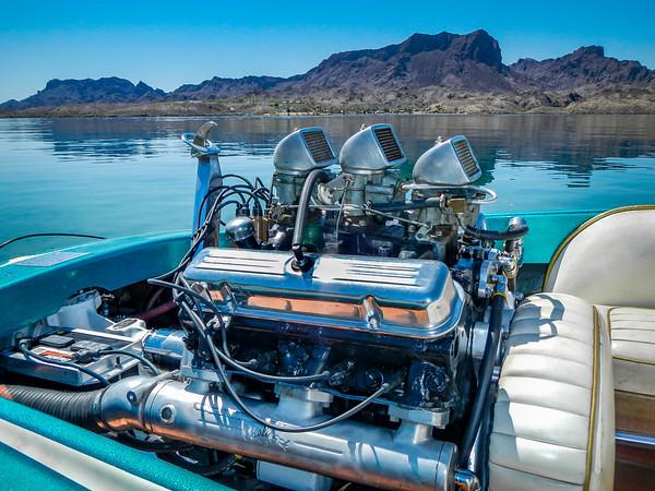 1966 Mandella / 1966 421 HO Pontiac - Rochester TriPower