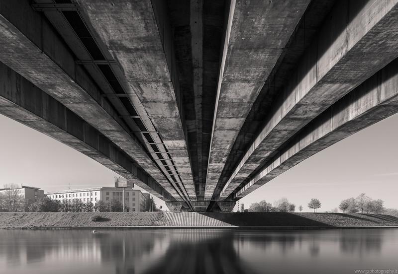 Geležinio Vilko bridge