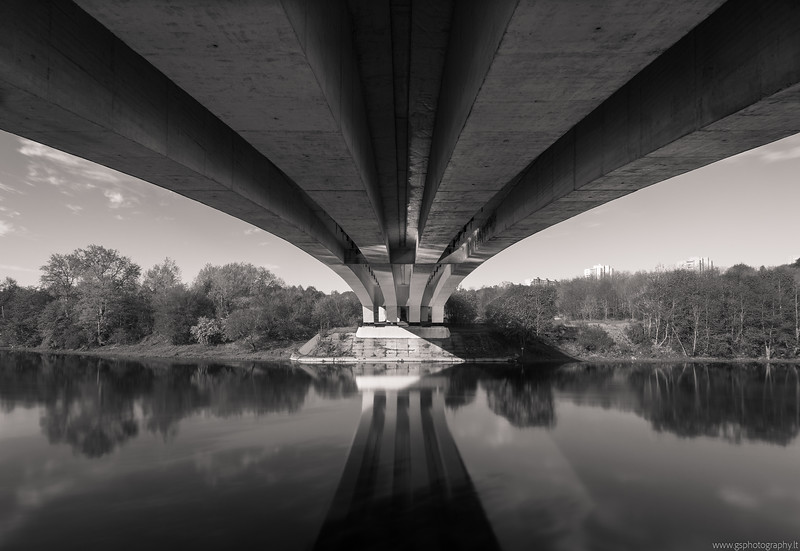 Valakampių bridge