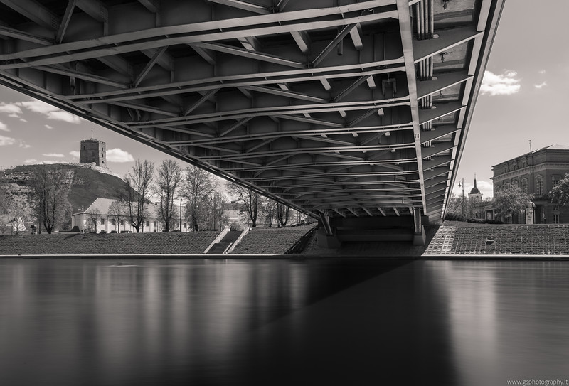 Mindaugo (King Mindaugas) bridge