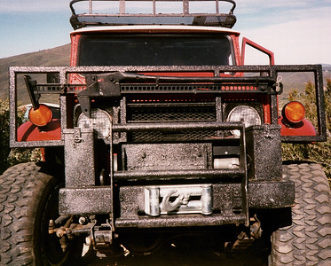 Rubber Truck's Bumper.JPG (c) Dena Kent