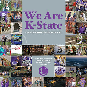 The idea behind We Are K-State came more than twenty-five years ago, when Pete Souza, a journalism alumnus and then the White House photographer for President Ronald Reagan, led an effort to photograph Kansas State from October 12 to 19, 1986. Twenty-eight alumni photographers and 15 students joined him in recording campus life that week, publishing their images in the book A Week at Kansas State.  At the twenty-fifth anniversary reunion of the 1986 shoot, the photographers decided to do it again. They returned on October 7, 2012, when more than thirty alumni and student photographers collected visual stories of K-State and K-Staters during one autumn week. Their work is highlighted in this book, with more photos, stories and video on its companion web site, wearekstate.com.