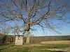 Outhouse, Wooden Farm, Brockdell Mountain, TN