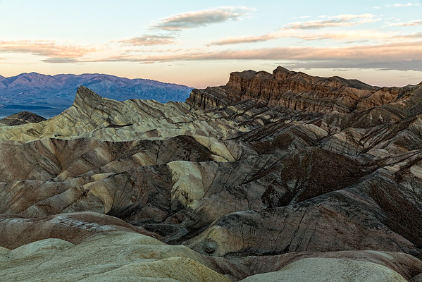 Death Valley NP, Calif. February, 2016