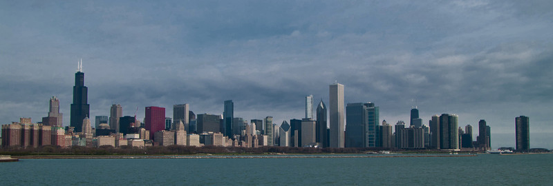 Chicago and Indiana