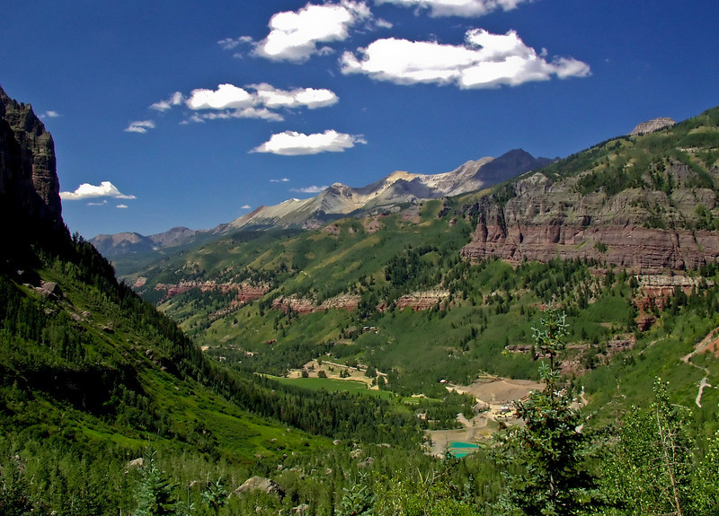 Box Canyon above Telluride