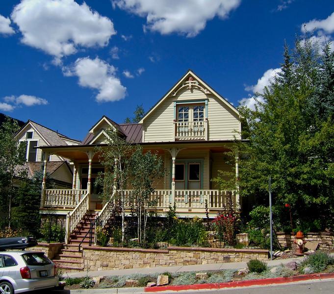 Telluride House #3