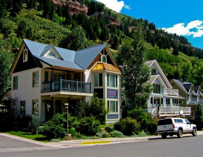 Telluride House #1
