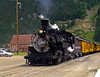 Durango & Silverton Railroad #482 - 1925 Baldwin Locomotive