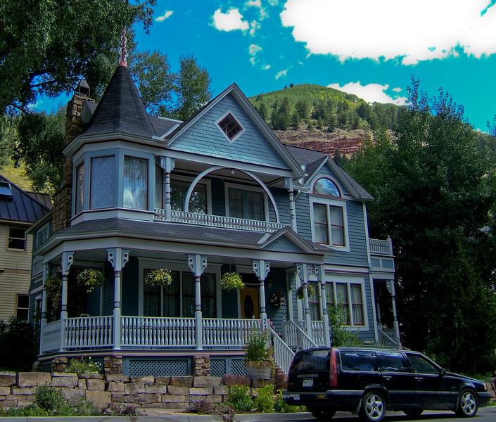 Telluride House #4