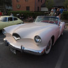 1954 Kaiser Darrin - the first sports car with a fiberglass body.